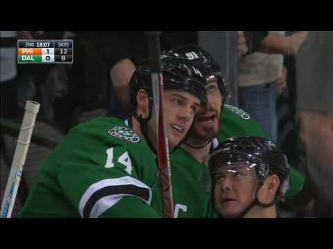 Video: Spezza takes on Manning for first fight in over 7 years