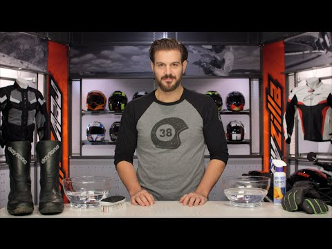 How To Clean & Maintain your GORE-TEX Gear at RevZilla.com
