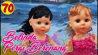 Video #70 Belinda Pergi Berenang - Boneka Walking Doll Cantik Lucu -7L | Belinda Palace MP3, 3GP, MP4, WEBM, AVI, FLV Maret 2019