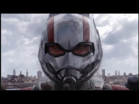 Ant-Man And The Wasp - Giant-Man Scene