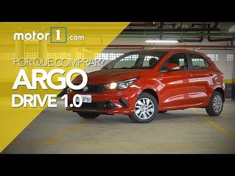 Por Que Comprar? Fiat Argo Drive 1.0 2018