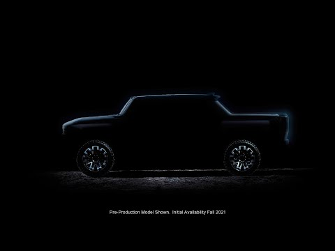 "First Ever GMC HUMMER EV | ""Quiet Revolutionaries"" 