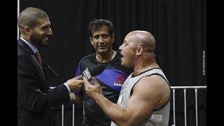 Matt Serra, Ray Longo React to 'F*cking Superhero' Chris Weidman's UFC on FOX 25 Win - MMA Fighting by MMA Fighting