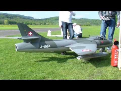 Hawker Hunter | T�rbin Motorlu