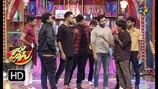 Dhee_Patas_War   Tarajuvvalu   ETV Diwali Special Event   7th Nov 2018   ETV Telugu