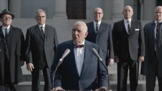 MOvieList: All the Way 2016 Featurette   Senator Richard Russell   Trailer
