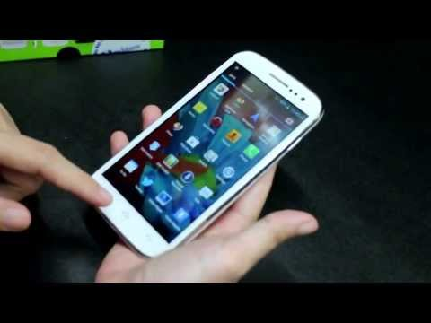 Unboxing/preview: MyPhone A919i Duo quad-core phone