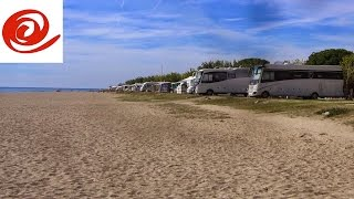 Santa Susana Spain  city photo : Camping Bon Repos: Sea Front Pitch - Santa Susanna, Spain