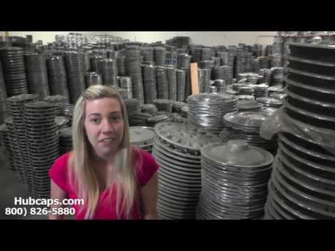 Automotive Videos: Oldsmobile Firenza Hub Caps, Center Caps & Wheel Covers