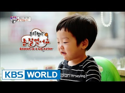 The Return of Superman | 슈퍼맨이 돌아왔다 - Ep.68 (2015.03.29) (видео)