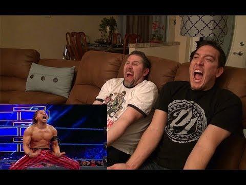Nakamura vs Rusev/Women's Tag Match Reaction! Fastlane 2018