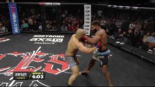 Video Fight of the Week: Chris Curtis Battles Will Santiago Jr. at CES MMA 42 MP3, 3GP, MP4, WEBM, AVI, FLV Desember 2018