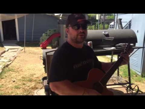 Kenny Chesney, American Kids, cover, Cory Wilkins