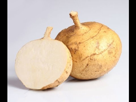 How To Prepare Jicama - Nutritionist Karen Roth - San Diego