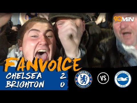 Chelsea 2-0 Brighton I Morata & Alonso score as Chelsea get win over Brighton I 90min FanVoice