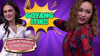 Video AZEEKKK! Luna, Ayu Dan Melanie Belajar Goyang Itik Bersama Zaskia Gotik - Suka Suka Sore Sore (14/2) MP3, 3GP, MP4, WEBM, AVI, FLV Juli 2019