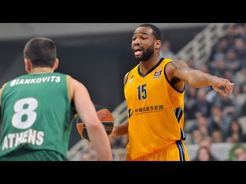 Highlights: Top 16, Round 13 vs. Panathinaikos Athens