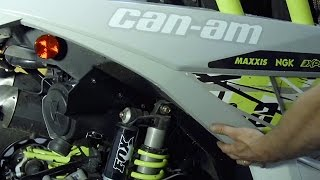 9. Can-Am Maverick Max X ds Turbo Expedition Project: PART 1