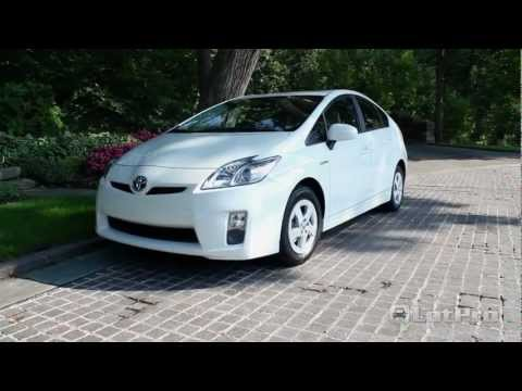 2011 Toyota Prius Review – LotPro