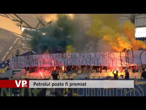 Petrolul poate fi premiat