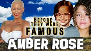 AMBER ROSE - Before They Were Famous - BIOGRAPHY