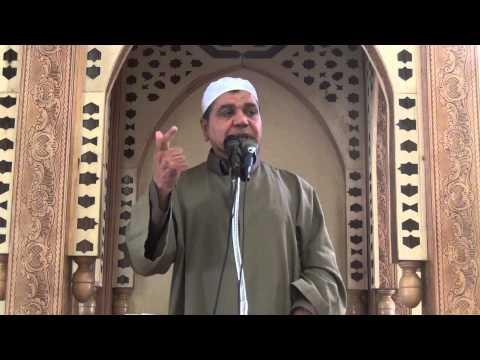 خطبة الجمعة تحت موضوع من أسباب التقارب مع غير المسلمين 6 يونيو 2014