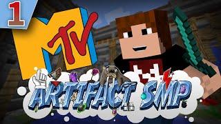 Minecraft Modded Artifact SMP: MTV CRIBS! #1