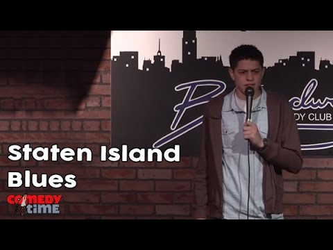Comedy Time - Pete Davidson: Staten Island Blues