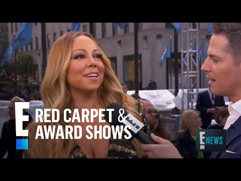 "Mariah Carey Talks New E! Docu-Series ""Mariah's World"" | E! Red Carpet & Award Shows"