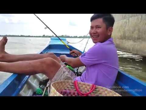 Câu sông lớn cùng Vạn Nguyễn l Gặp đám ma đi qua cá lại ăn liền... Phần 1 - Thời lượng: 32:06.