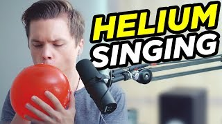 Don't inhale helium, it can be dangerous. It's fun tho. Be careful, do it with friends or family if u gonna do it bruuuuhhhBUY THE DRONE: http://amzn.to/2pdu5giBUY MY MICROPHONE: http://amzn.to/2pGdCEQ~GET EXTENDED SONGS FROM VIDEOS & MORE~PATREON: http://patreon.com/RoomieOfficial~MY MUSIC~Spotify http://roomieofficial.com/SpotifyiTunes http://roomieofficial.com/iTunesGoogle Play http://roomieofficial.com/GooglePlayAmazon MP3 http://roomieofficial.com/Amazon~MY GEAR~RECORDING PROGRAM (DAW): http://amzn.to/2qy7FuDSOUND CARD: http://amzn.to/2pMvDzIMAIN MICROPHONE: http://amzn.to/2pGdCEQTHIS MAKES THE MIC BETTER: http://amzn.to/2q5K7h6MORE EXPENSIVE MIC I USE SOMETIMES: http://amzn.to/2pMpYJRCHEAP + AWESOME MIDI CONTROLLER: http://amzn.to/2q5sb6eDRUM PAD: http://amzn.to/2pcysIaACOUSTIC GUITAR: http://amzn.to/2pGp8jBELECTRIC GUITAR: http://amzn.to/2p3w5wjMAIN CAMERA: http://amzn.to/2pMll2zVLOG LENS: http://amzn.to/2qy0l2dNICE (BUT HEAVY) LENS: http://amzn.to/2pMSs8sON-CAMERA MICROPHONE: http://amzn.to/2pGj8qLMORE EXPENSIVE CAMERA: http://amzn.to/2q5oZYeAMAZING LENS: http://amzn.to/2q5yeHRWIDER LENS: http://amzn.to/2pGaJ6IDRONE: http://amzn.to/2pdu5giDRONE BATTERY (FLY FOR LONGER) http://amzn.to/2pUyZ2WPHONE CAMERA GIMBAL (STABILISER): http://amzn.to/2pMRfOeSTAND FOR IT: http://amzn.to/2pMtd3QDSLR GIMBAL (STABILISER) http://amzn.to/2qL10cXSTAND FOR IT: http://amzn.to/2qL1X5b~SOCIAL MEDIA~http://twitter.com/RoomieOfficialhttp://instagram.com/RoomieOfficialVideo edited by Roomie & Jonas Frisk.Additional camera work by Jon D Barker.Business contact: roomiebusiness@gmail.com