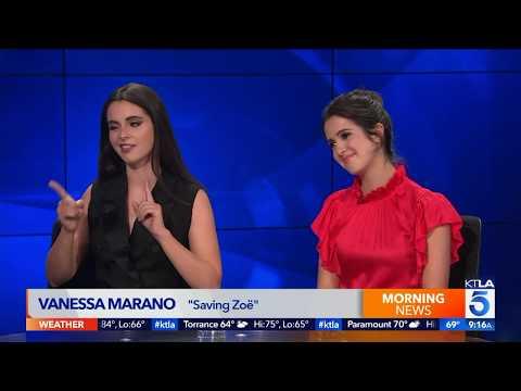 """How 2 Sisters Vanessa Marano & Laura Marano Bring the Story """"Saving Zoe"""" to the Big Screen"""