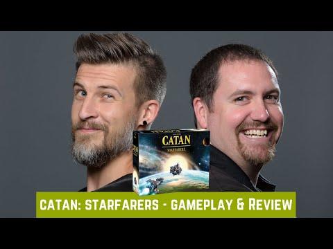Catan: Starfarers - Gameplay & Review