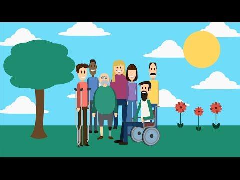 """סרטון הסברה - הביטוח הסיעודי הקבוצתי של ארגון נכי צה""""ל"""