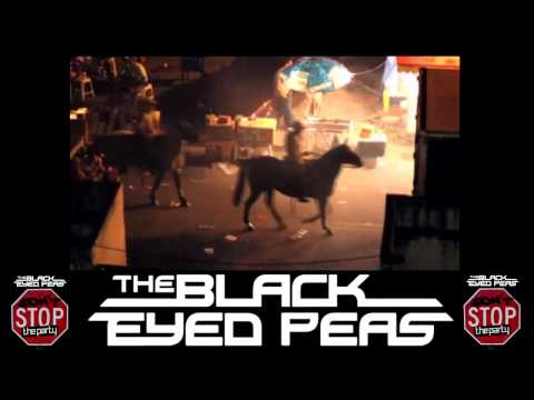 The Black Eyed Peas – Don't Stop The Party Music Video (lyrics)