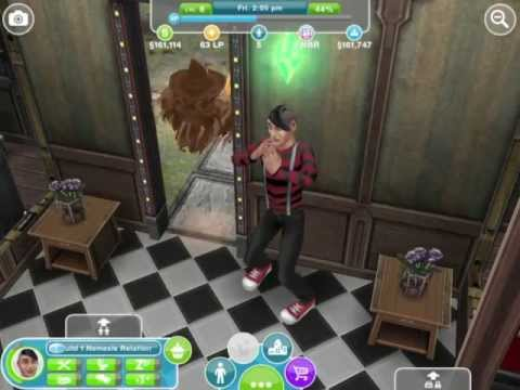 Скриншоты игры The Sims: FreePlay android