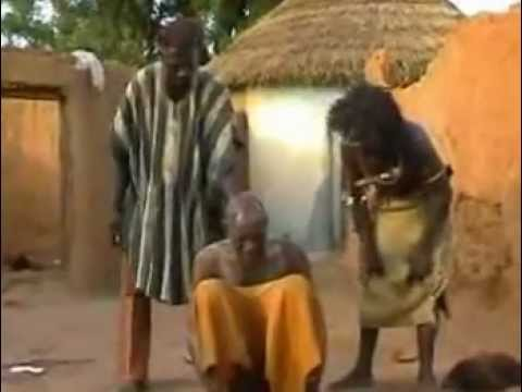 HOW TO CURE A MIGRAINE... the african way