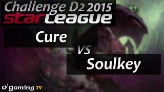 Cure vs Soulkey - Starleague 2015 Season 2 Challenge - Day 2