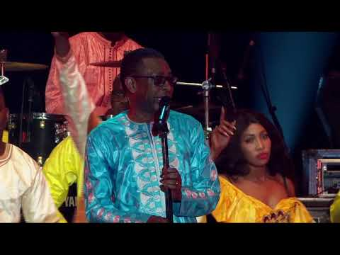 Youssou Ndour - LETT MA - VIDEO BERCY 2017