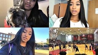 College Vlog #9: Finally Socializing, CAU vs Morehouse!