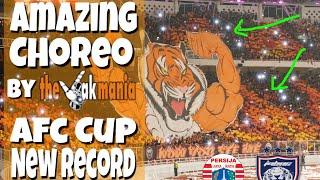 Video The Amazing JAKMANIA!! (AFC Cup Persija Jakarta VS Johor Darul Takzim) Tour #7 MP3, 3GP, MP4, WEBM, AVI, FLV Juli 2018