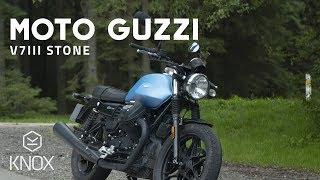 6. Moto Guzzi V7 III   Stone   Review from Knox