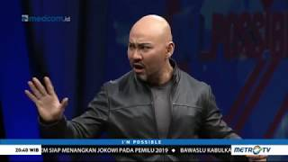 Video I'm Possible - Inspirasi Deddy Corbuzier: Talk With Deddy (1) MP3, 3GP, MP4, WEBM, AVI, FLV Maret 2019