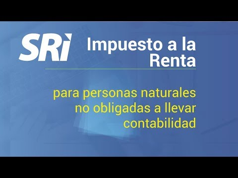 Ver el video Aprenda más sobre la declaración del Impuesto a la Renta