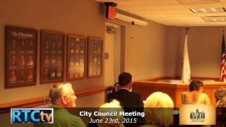Public Meeting - City Council Meeting