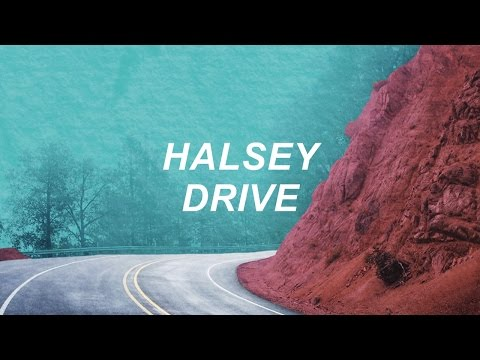 Halsey - Drive (Lyric Video)