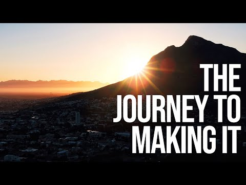 The Journey to becoming a Successful Photographer/Filmmaker