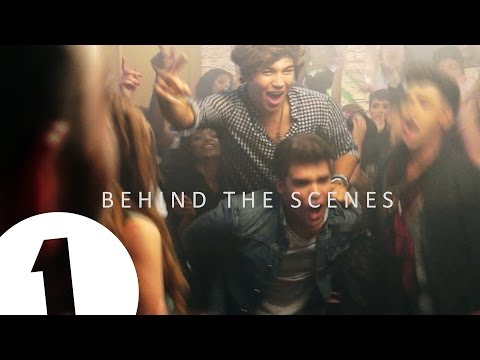 scenes - Union J take The Official Chart Show on Radio 1 behind the scenes on their brand new music video Tonight (We Live Forever). Subscribe to Radio 1's YouTube channel by clicking here http://www.you...