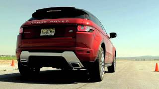 2012 Land Rover Range Rover Evoque Coupe - First Test