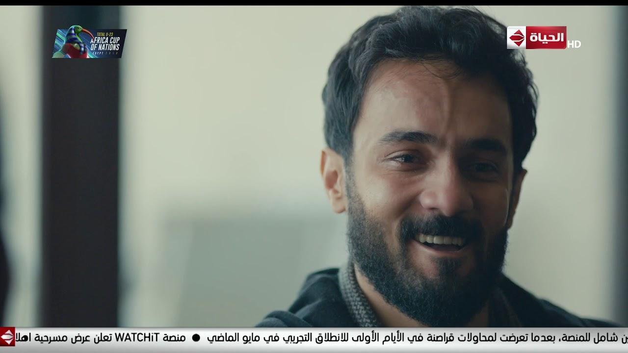 مسلسل بحر - شوف سالم إزاي قدر يوقع بحر في حب ياسمين وكمان كل اللي حصل لـ بحر